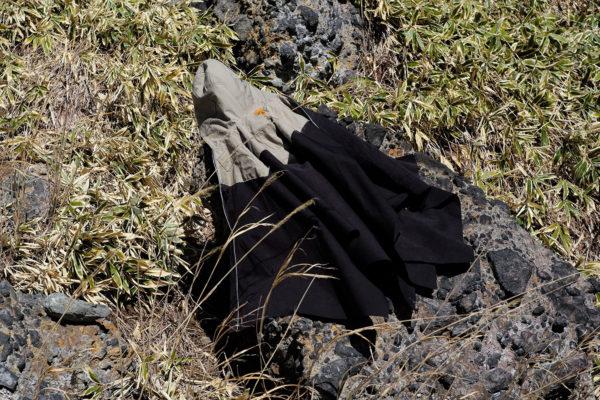 BLACKBIRD – bohemian poncho jacket –