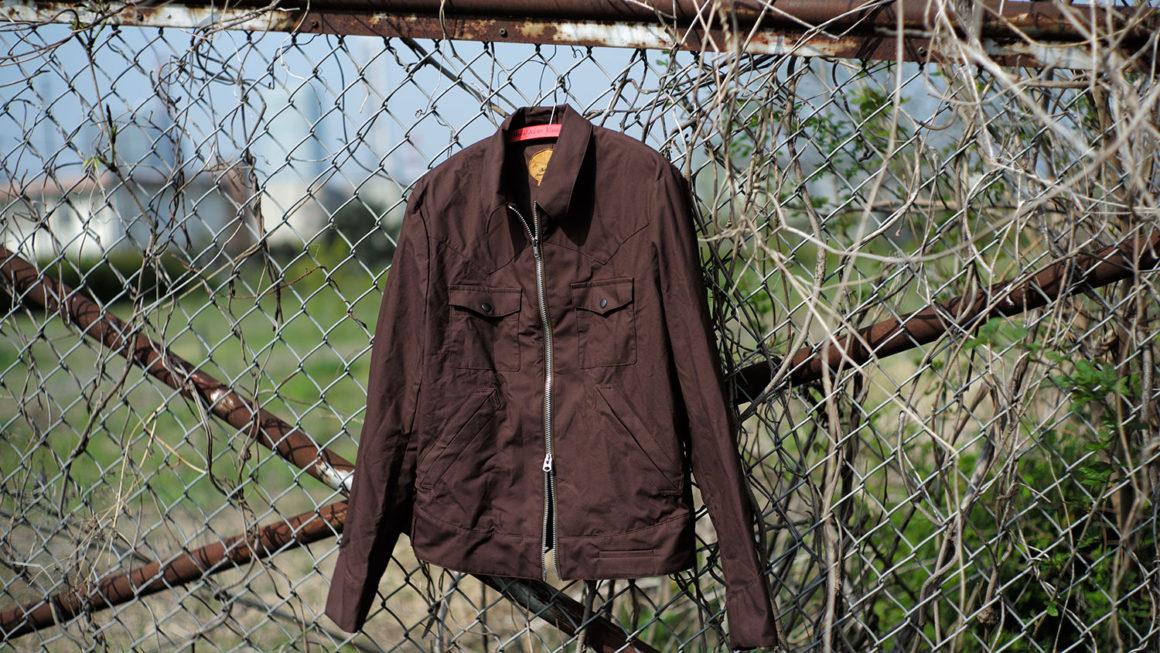 BLACKBIRD / tracker jacket