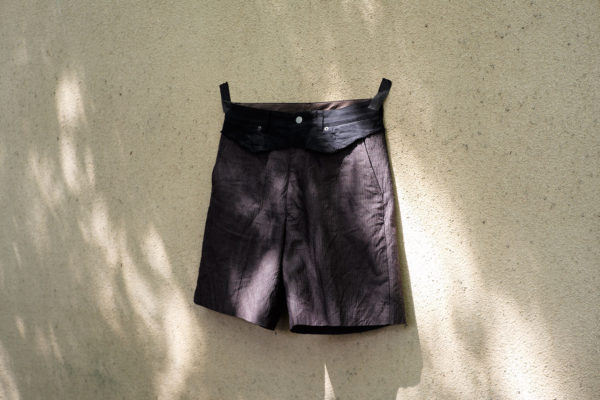 "BLACKBIRD ""trouser – model 1973.-"