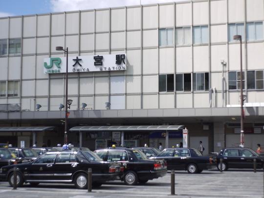 大宮駅→WHITE ALBUM.