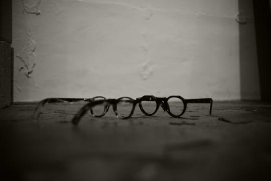 7/4-3 vintage eyewear