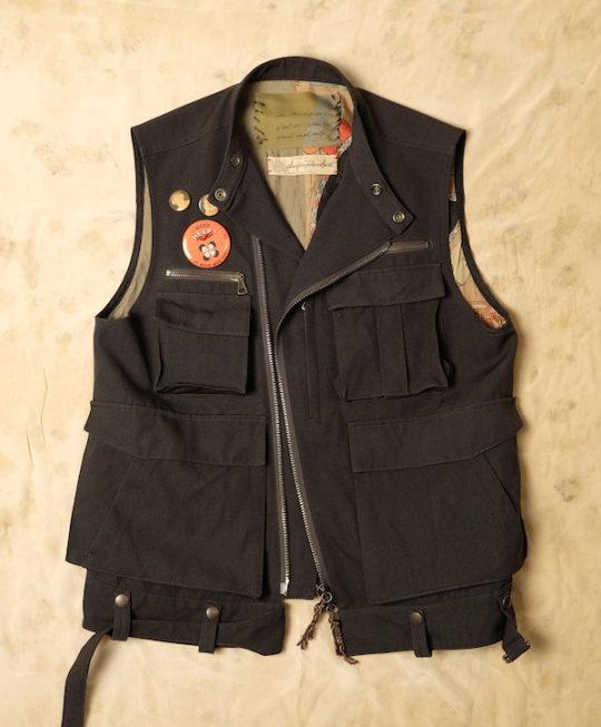 BLACKBIRD-Stuntman's vest-
