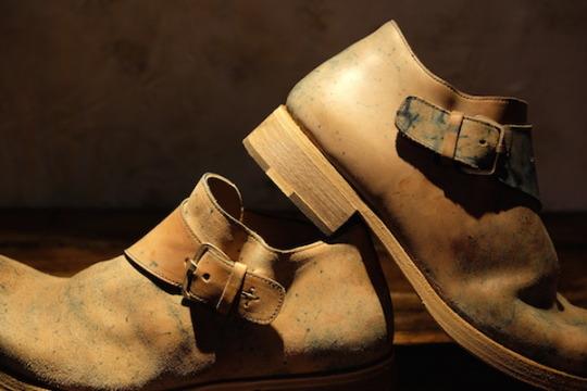 ma+ buckled shoe