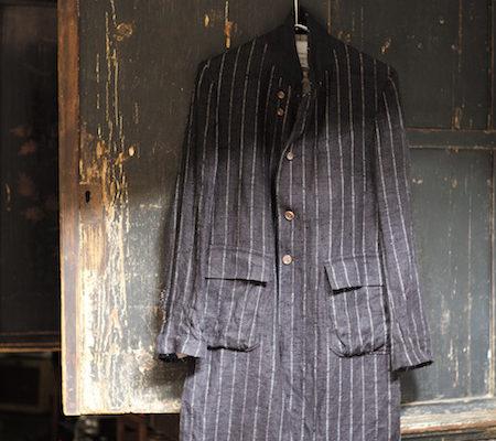 BLACKBIRD – director's long jacket –