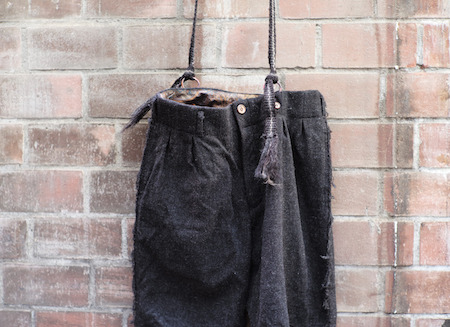 BLACKBIRD -nipper's trouser-