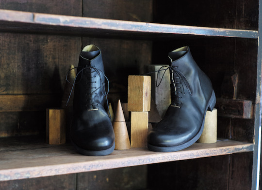 ma+ – leather boots –