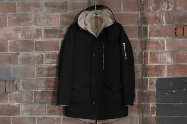 BLACKBIRD -mountain field jacket –