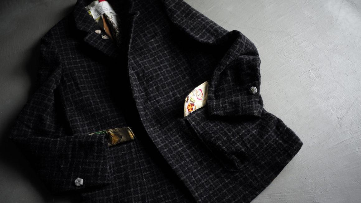 BLACKBIRD – director's jacket – , – director's long jacket –