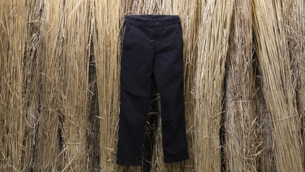 BLACKBIRD – playboy trouser – new color