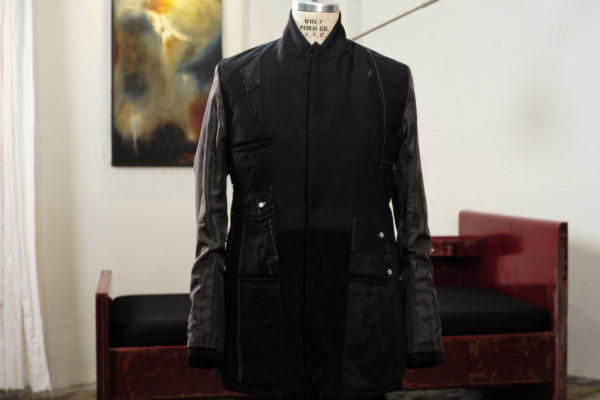 BLACKBIRD – poetess jacket –