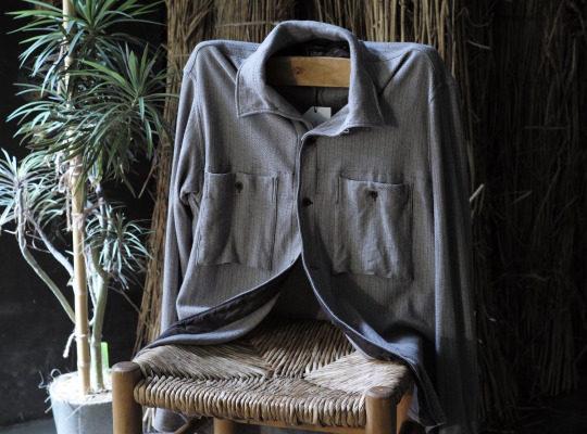 Photograph –Italian Collar Shirt –