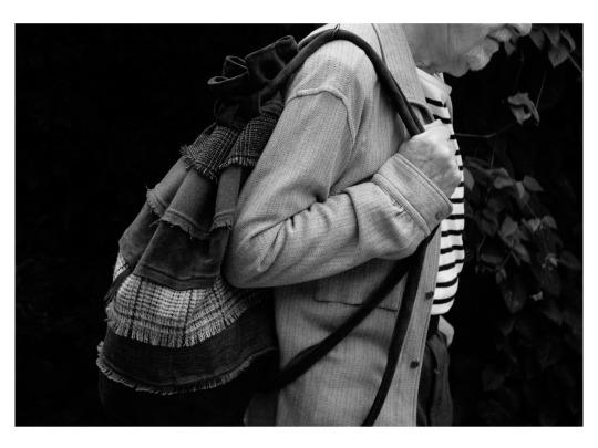Photograph – Duffel Sack –