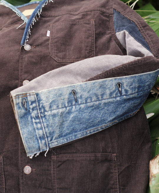 THE BASEMENT TAPES – Levi's Coveralls –