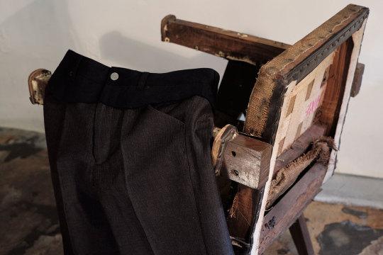 BLACKBIRD – trouser -model 1968.-