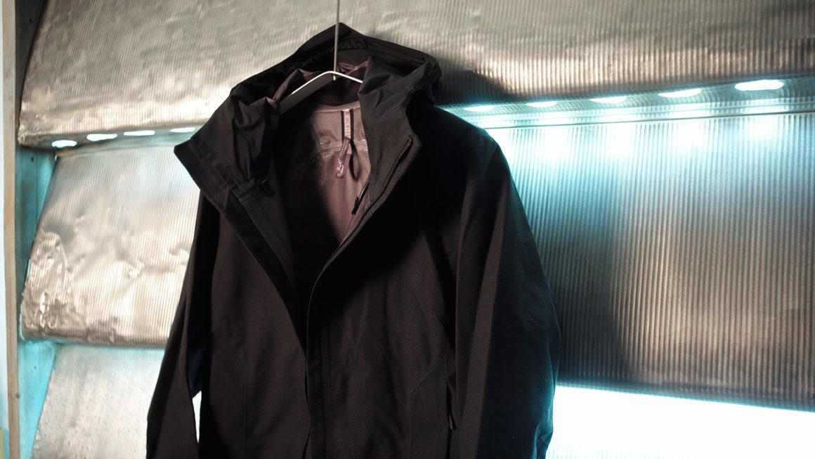 """Arc'teryx Veilance""""Navier AR Coat"""""""