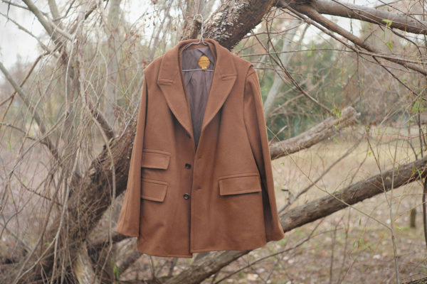 BLACKBIRD / layered half coat part.2
