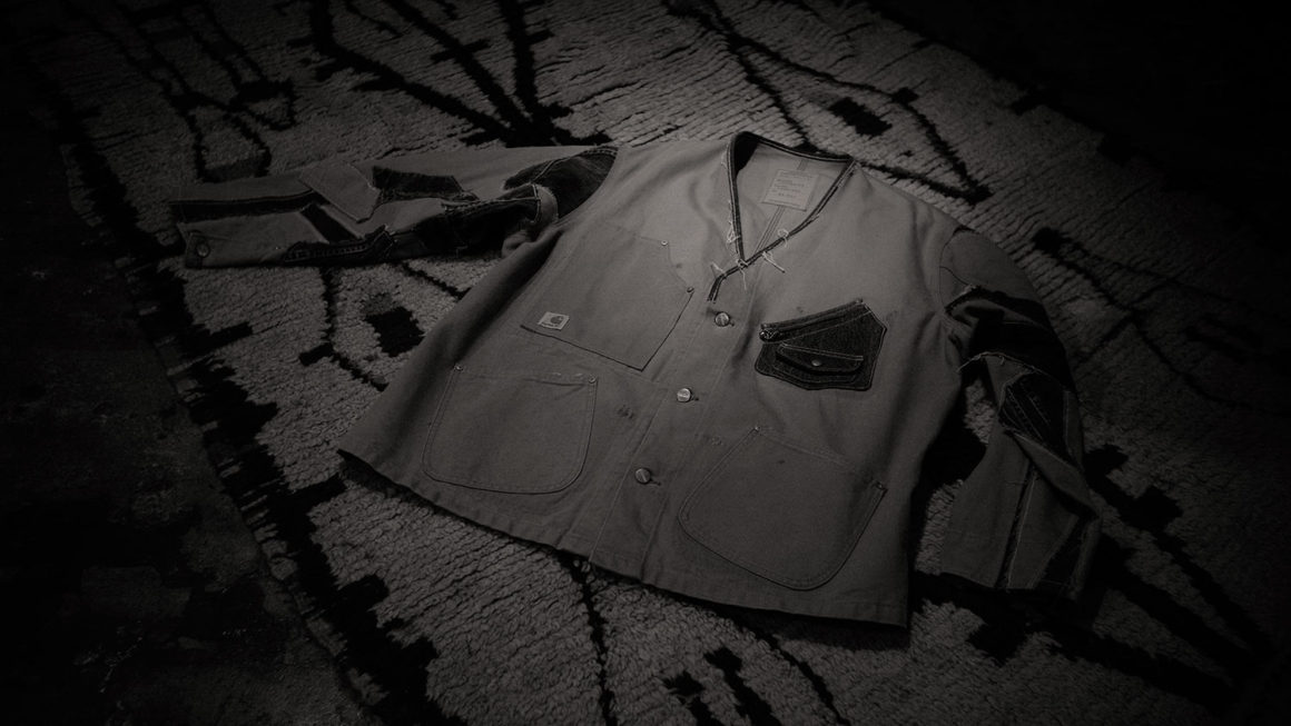 THE BASEMENT TAPES -carhartt coveralls-