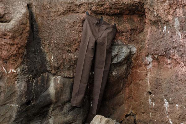 BLACKBIRD-varsity trouser-