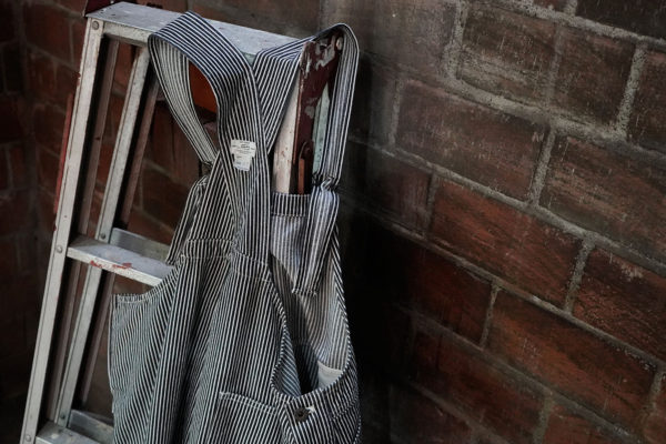 JIMMY&SONS OVERALLS -OVERALLのサイズ感-