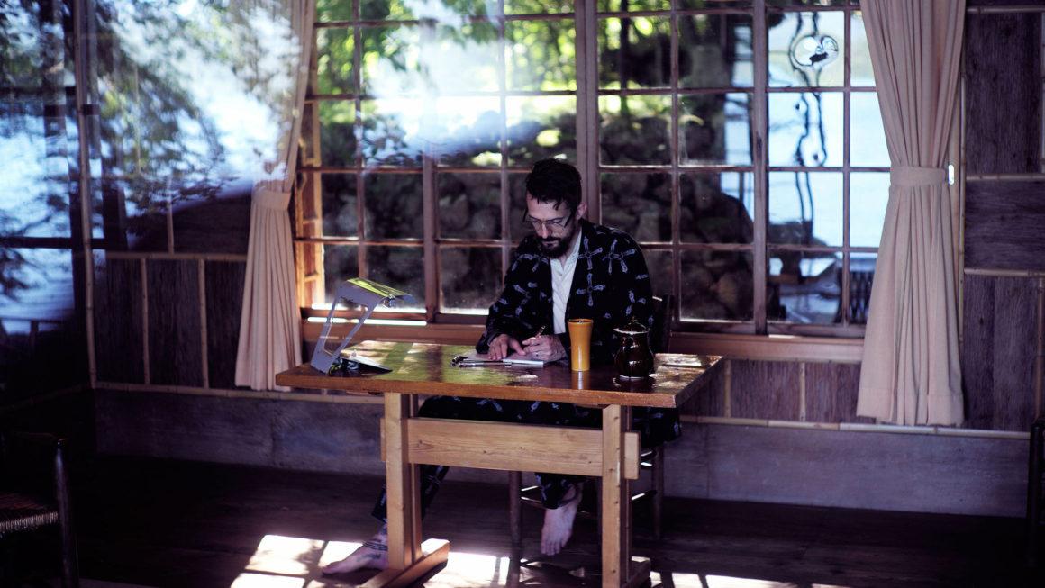 BLACKBIRD – pajama jacket&pajama pant –