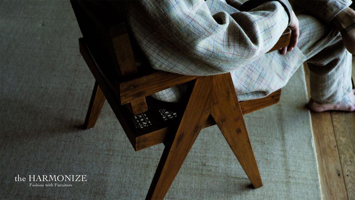 the HARMONIZE -Fashion with Furniture