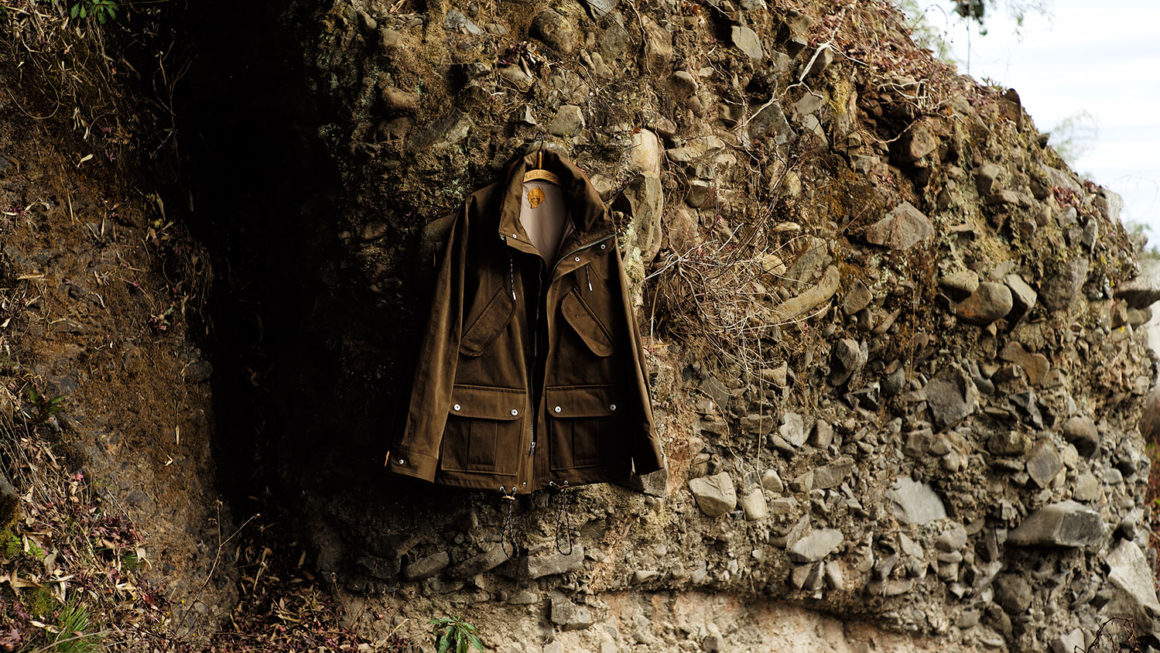 BLACKBIRD – mountain field parka-