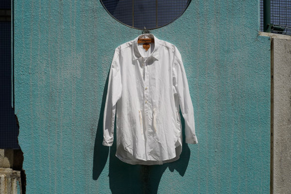 "BLACKBIRD"" over shirt / not simply """