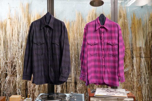 COMOLI – ウールシルク  ワークシャツ , モールスキン ジャケット& more…-